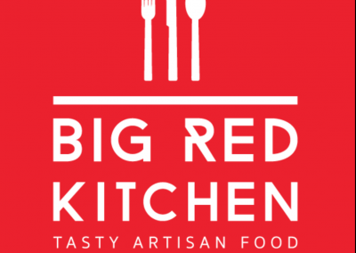 Big Red Kitchen/Cegin Fawr Goch